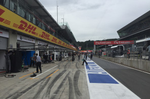 Formel 1 Backstage